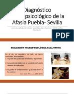 Puebla Sevilla Presetacion Octubre 2017