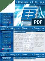 Eletrica Bahiana Catalogo