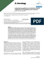 Controversies Surrounding Human Papilloma Virus