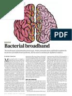 Bacterial broadband