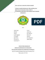 Proposal Pelatihan Kader