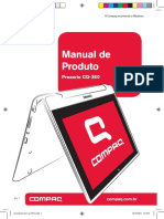 Manual Presariocq 360