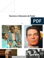 Racismo e Relações de Poder