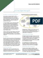 DMI Microgrid Architecture