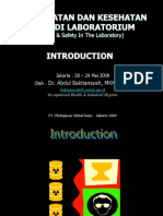 001 - Lab Safety - Introduction