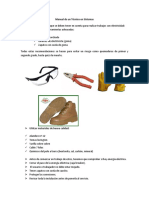 Manual de Un Técnico en Sistemas