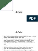 Definisi Dkk Modul 3 PDA