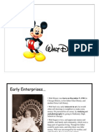 external factor evaluation matrix walt disney Total quality management 5 defining quality 138  the walt disney  be the critical factor that has resulted in significant increases in sales and market.
