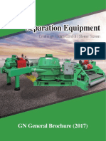 Solids Control Equipment System
