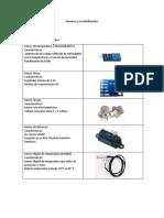 Sensores y Su Clasificación
