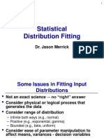 623 Statistical in Put Analysis