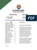 Alabama Wing - Jun 2006
