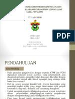 PPT Nasruddin D11113015