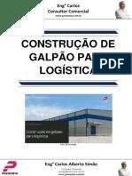 Construção de Galpão Para Logistica