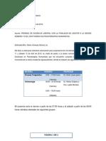 Asunto- PERMISO DE AUSENCIA LABORAL CON LA FINALIDAD DE ASISITIR A LA SESIÓN NÚMERO 12 DEL DOCTORADO EN PSICOTERAPIAS HUMANISTAS