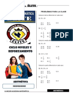 Aritmetica 3 Proporciones II