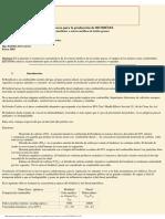 Proceso Para La Producción de Biodiesel