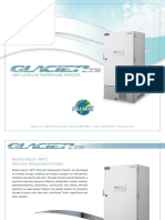 Brochure Glacier Ultralow Temperature Freezers