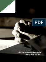História de Cristo Livro 1