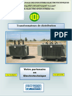Catalogue Transformateur 2016