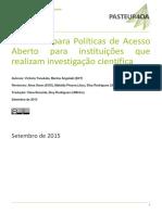 Diretrizes Para Politicas de Acesso Aberto_Set2015