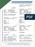 EASA Part-66 Exam Questions of Module 05 Avionics - Part IV