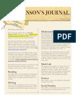 johnsons journal  2-6-18