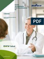 Cuadro Médico DKV MUFACE Córdoba - CuadrosMedicos.com
