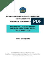Buku Informasi Sistem Bahan Bakar Diesel