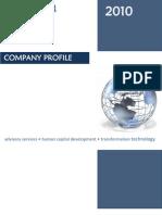 Infodigm Company Profile
