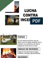 Lucha Contra Incendios y Uso de Extintores