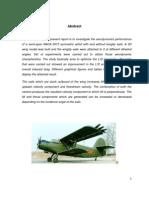 Final Aero Wingtip Project 1