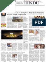 The Hindu Adfree 26-Jan-2018 Delhi Edition Www.iascgl.com