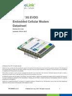 30006 Nl Sw Evdo Datasheet