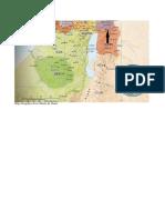 Mapa Geografico de Los Montes de Abarin