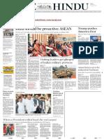 The Hindu Adfree 27-Jan-2018 Delhi Edition Www.iascgl.com