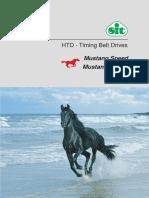 34487 Mustang Timing Belts d e 0616