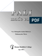 Pali Made Easy (OCRed)
