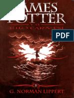james Potter y el Hilo Carmesi