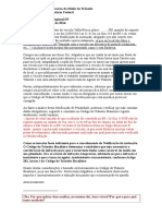 Acostamento DPRF Augusto Bernardo Da Silva 2014