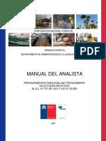 Manual Del Analista CONAF