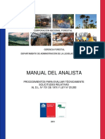 Manual Del Analista CONAF