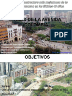 Paseo Avenida Colombia
