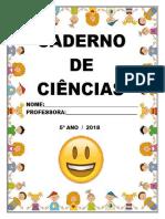 Capa de Ciencias