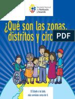 Zonas, Distritos y Circuitos de Ecuador, 24 Oct 2012