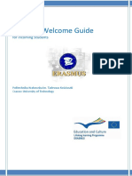 Cracow Erasmus Welcome Guide
