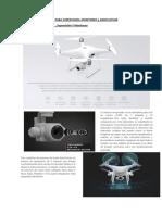 Drones Para Supervision y Monitoreo