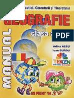 Manual.de.Geografie Clasa.4 Ed.es.Print.98 TEKKEN