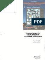 Organizacion de Computadoras Un Enfoque Estructurado Tanenbaum