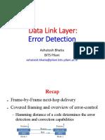 DLL Error Detection